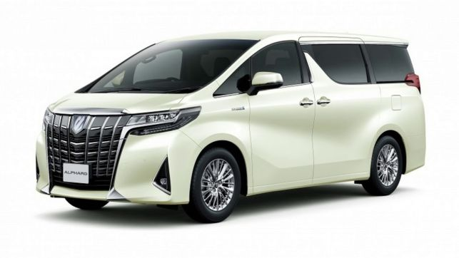 Luxury Car Toyota Alphard Transformer 1 transformer